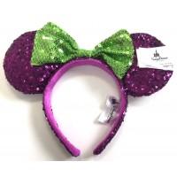 Disney Minnie Mouse Sequined Headband ears