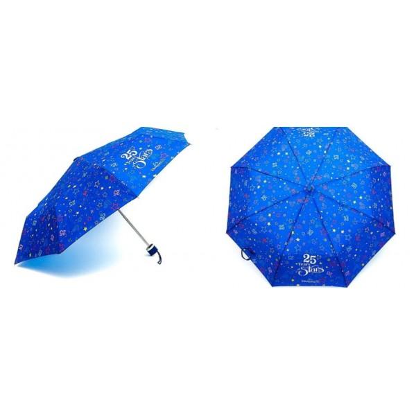 Disneyland Paris 25th Anniversary umbrella