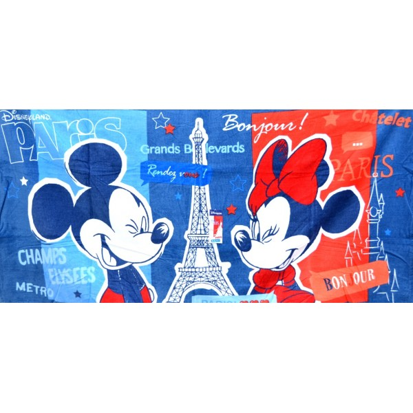 Disneyland Paris Beach Towel
