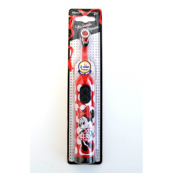 Minnie Rotary Toothbrush with Timer