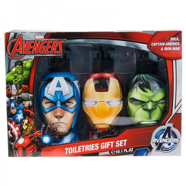 Marvel Avengers Toiletries Gift set