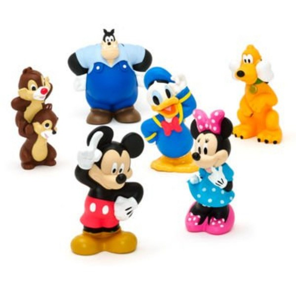 Disney Mickey Mouse Clubhouse Bath Toys