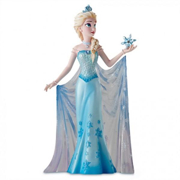 Disney couture de force figurine frozen elsa for Couture de force elsa