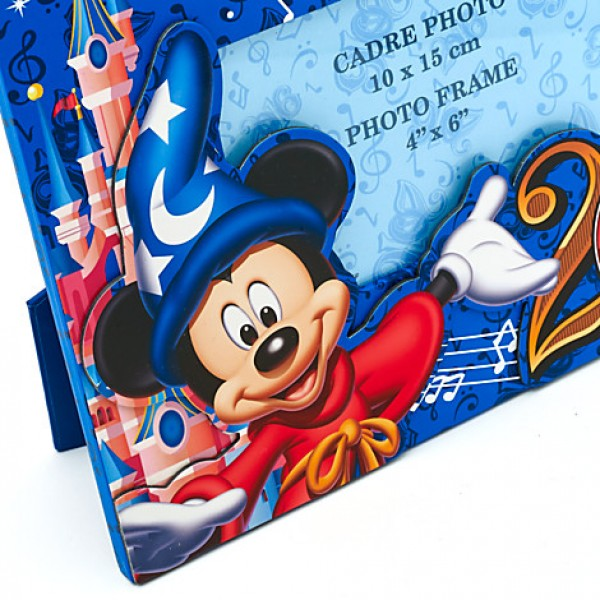 Disneyland Paris 2016 Photo Frame