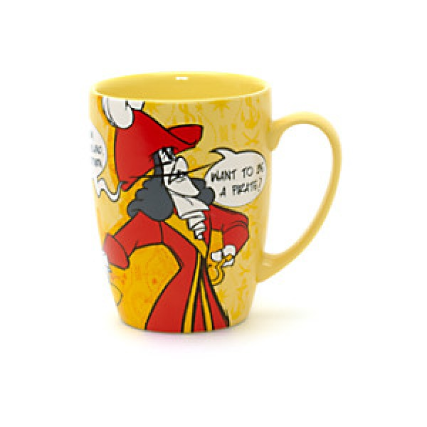 Disney Captain Hook Mug