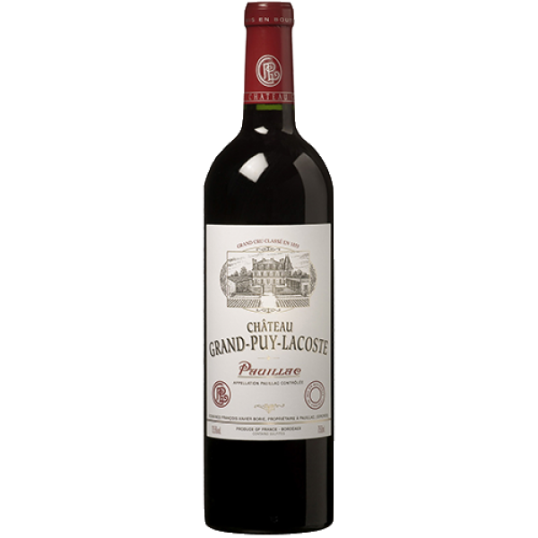 Grand Puy Lacoste, 2009 (1x75cl)
