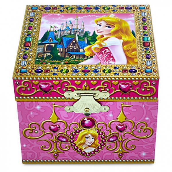 Aurora Musical Jewellry Box