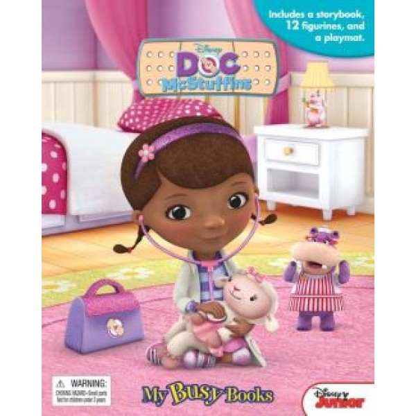 DOC Mcstuffins, My Busy Books