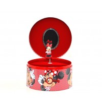 Minnie Mouse Musical Jewellery Box