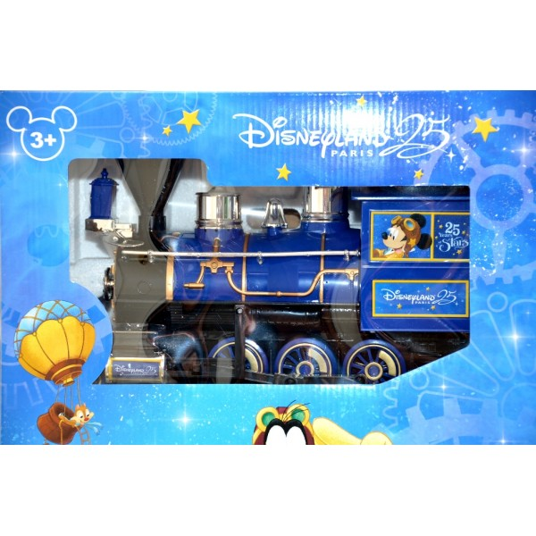 Disneyland Paris 25th Anniversary Train Set