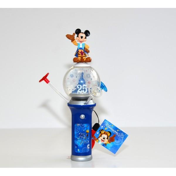 Disneyland Paris 25th Anniversary Mickey Mouse Spiro Light