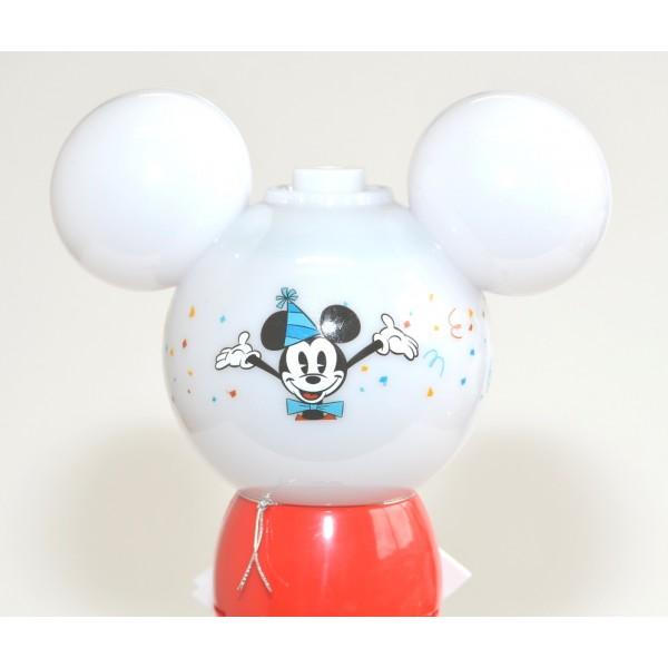 Disneyland Paris Original  N:2928 Mickey Mouse Bubble Blower Glow Light-Up Wand