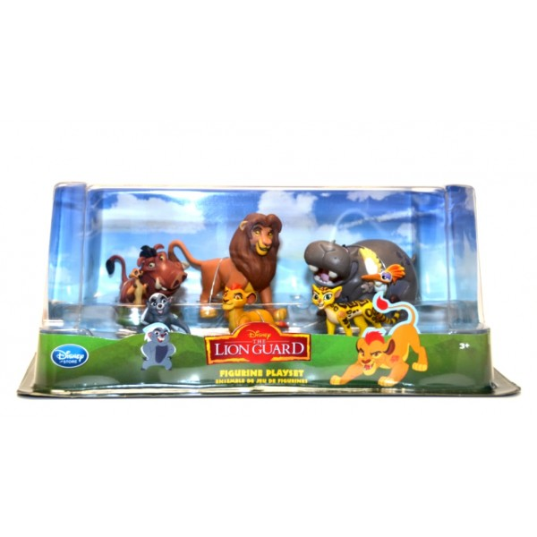 The Lion Guard Figure Set