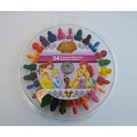 Disney Princess 24 Crayon Figurines