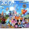 Disneyland Paris 2017 Calendar