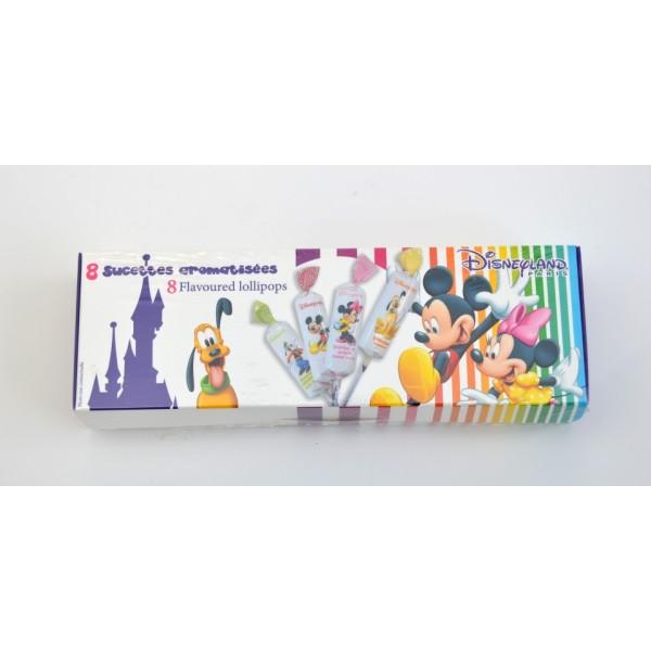Disneyland Paris flavoured Lollipops