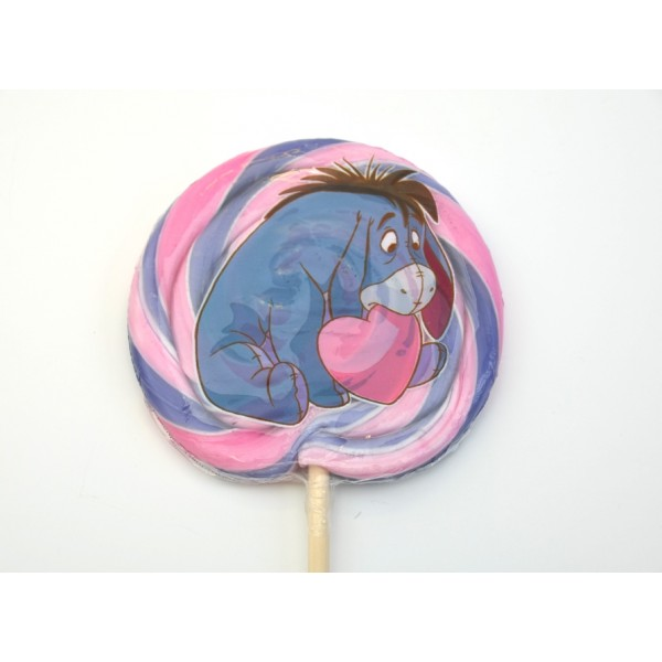 Disneyland Paris Eeyore Large Lollipops