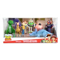 Toy Story articulated Figurine Playset