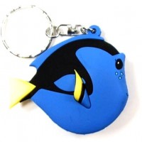 Disney Finding Dory Key Chain 3D
