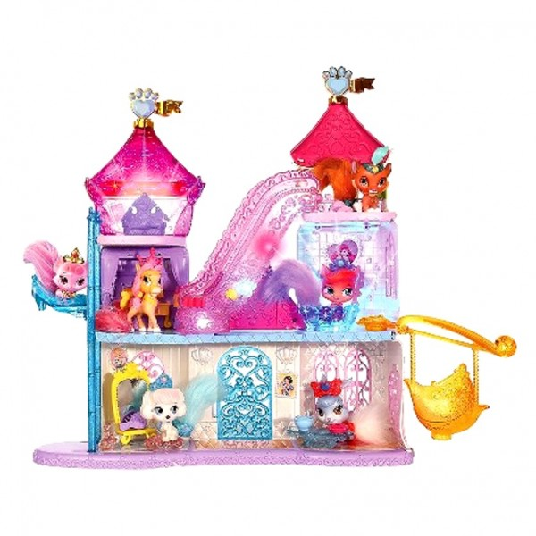 Disney Princess Palace Pets Magical Lights Pawlace Play Set