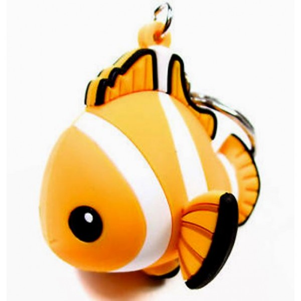 Disney Nemo Key Chain 3D