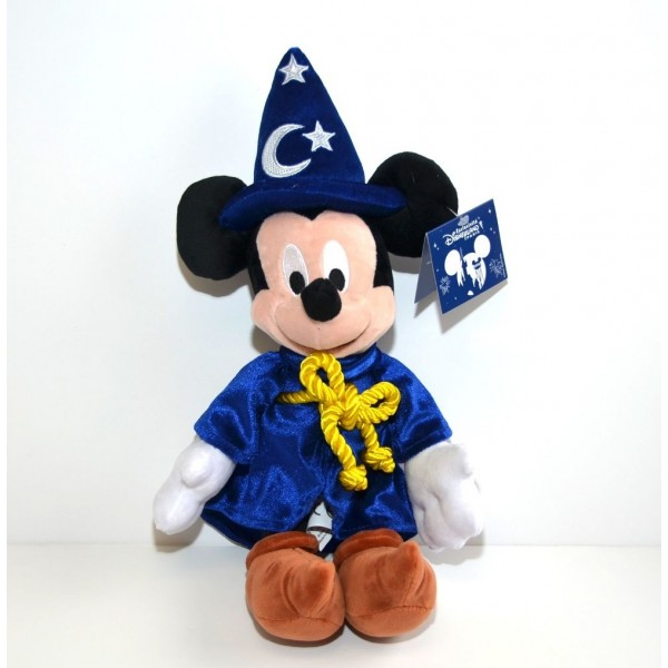 Mickey Mouse Sorcerer Medium Soft Toy