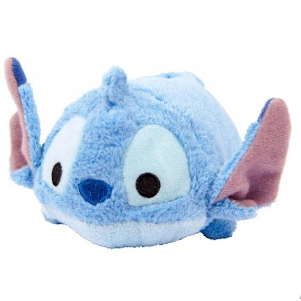 Stitch Tsum Tsum Mini Soft Toy