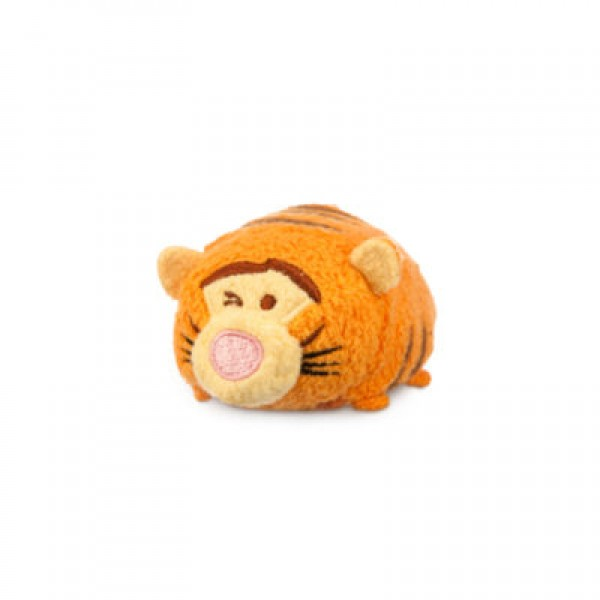 Tigger Winking Tsum Tsum Mini Soft Toy