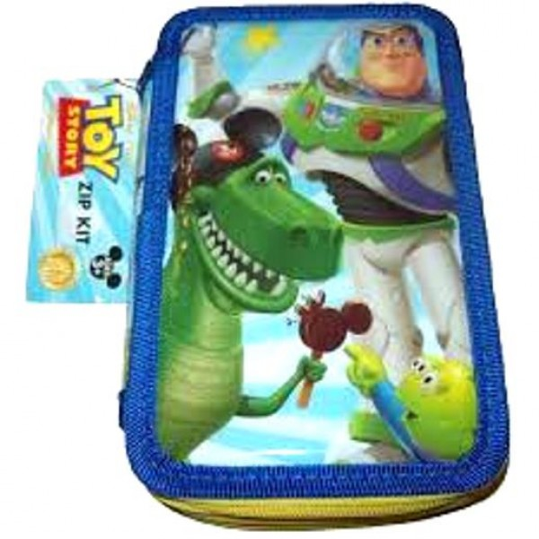 Toy Story Filled Pencil Case
