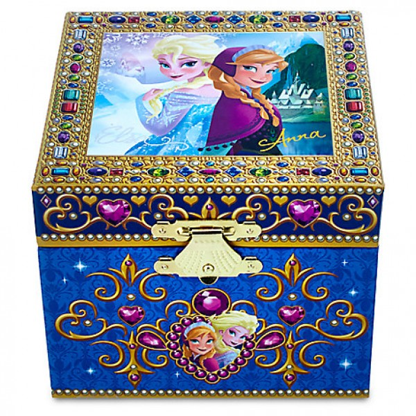Disney Frozen Musical Jewellery Box
