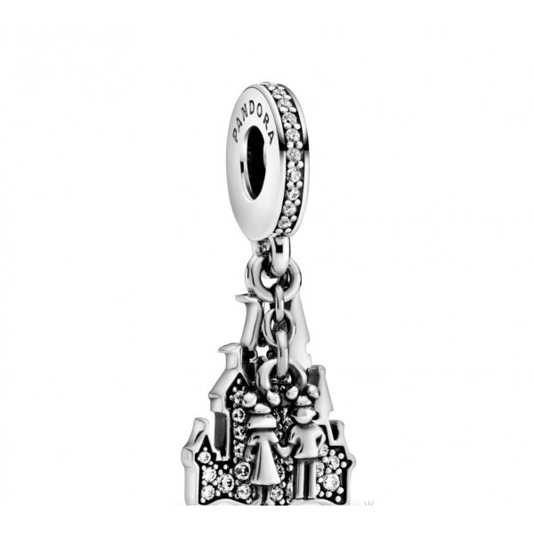 Disney Parks Couple Forever Dangle Charm by Pandora