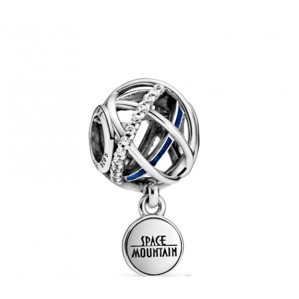 Disney Parks Space Mountain charm by Pandora