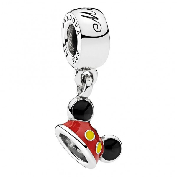 Mickey Mouse ''Mickey Ear Hat'' Charm by PANDORA