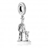 Walt Disney and Mickey Mouse ''Partners'' Charm by PANDORA