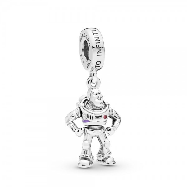 Disney Buzz Lightyear - Pixar Toy Story Pandora Dangle Charm