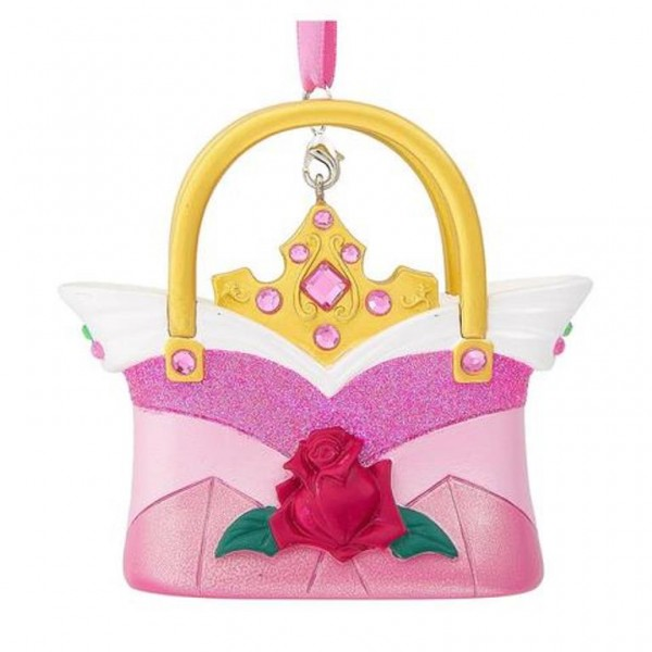 Disney Aurora Handbag Christmas Ornament