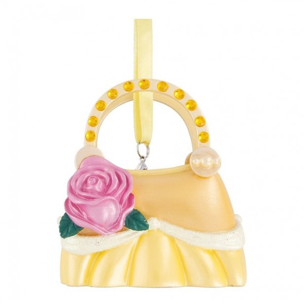 Disney Belle Handbag Christmas Ornament