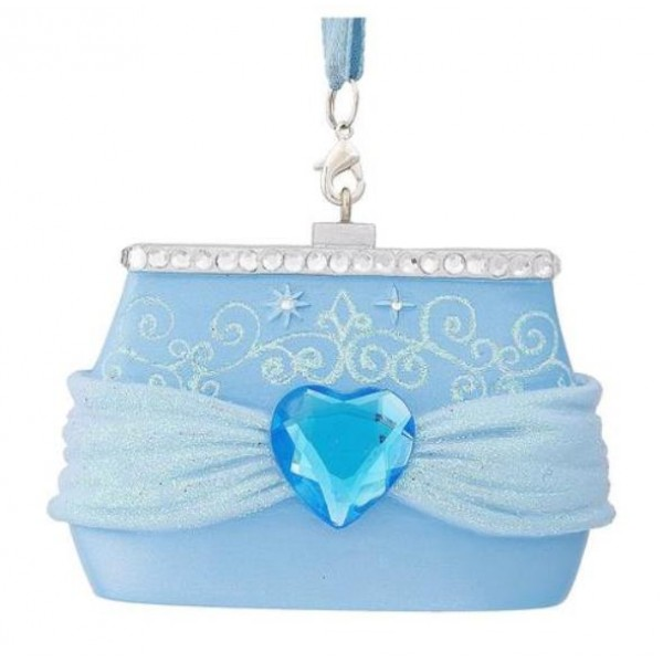 Disney Cinderella Handbag Christmas Ornament