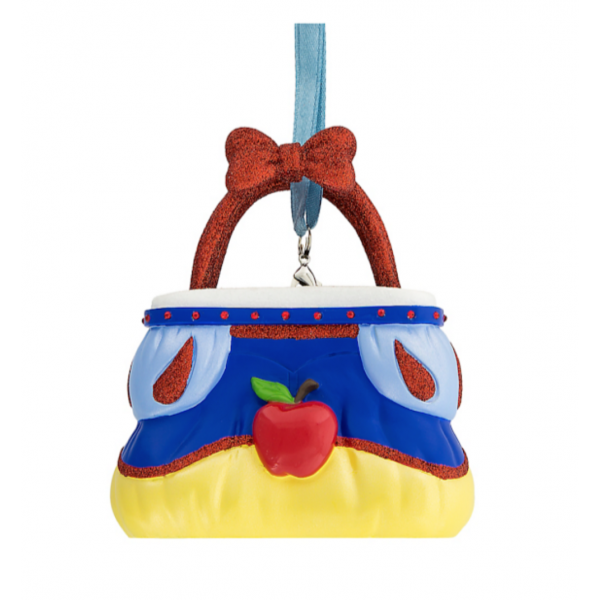 Disney Snow White Handbag Christmas Ornament