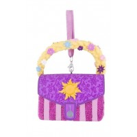 Disney Rapunzel from Tangled Handbag Christmas Ornament