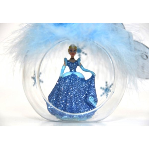 - Cinderella Bauble Christmas Ornament