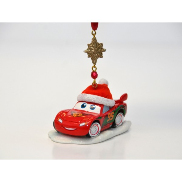 Lightning McQueen Chritmas Decoration