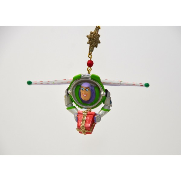 Disneyland Paris Buzz Lightyear Christmas Ornament