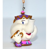 Mrs Potts and Chip Hanging Ornament