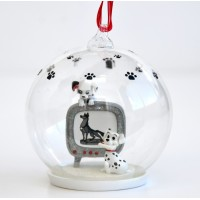 Disney 101 Dalmatians Christmas Bauble, Disneyland Paris