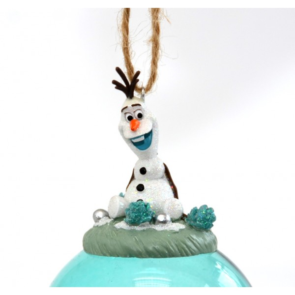 Disney Olaf Christmas Bauble, Disneyland Paris