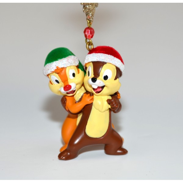 Disney Chip 'N' Dale Christmas Ornament