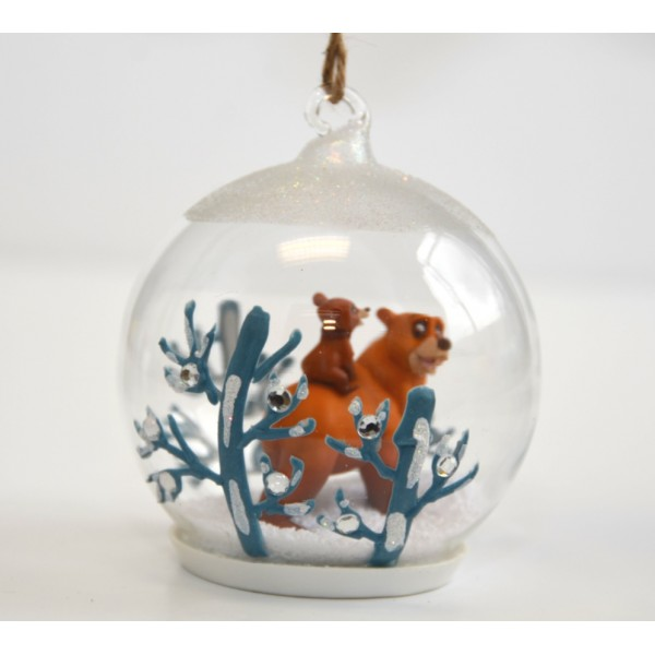 Disney Brother Bear Christmas bauble