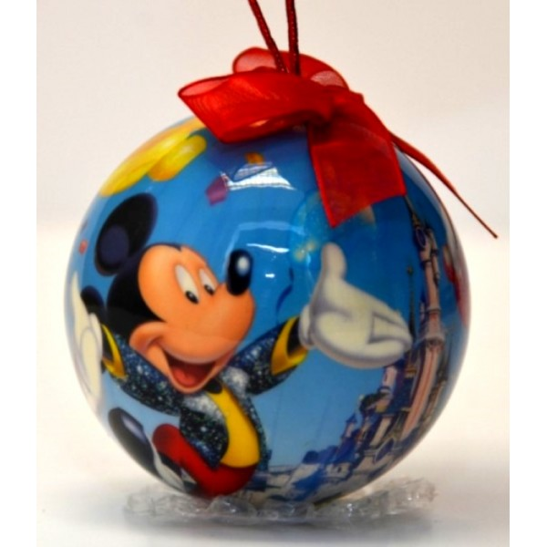 Disney Ball Ornament Mickey