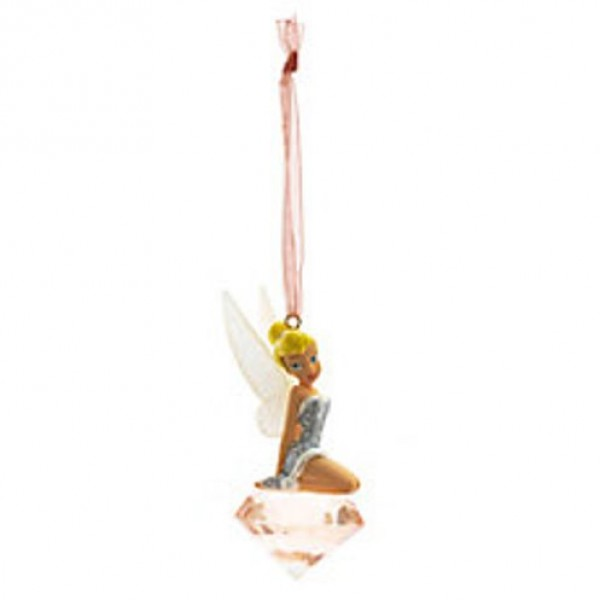 Tinker Bell Christmas Decoration, Disneyland Paris